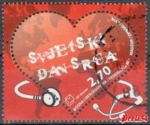 Bosnia Croatian Post – World Heart Day 2016 Used - Bosnie-Herzegovine