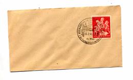 Lettre Cachet Kientzheim Alsace Vin Tokay Sur Famille