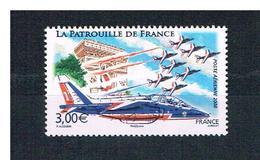 FRANCE - 2008 - N° 71-  POSTE AERIENNE - NEUF** - PATROUILLE DE FRANCE - ALPHAJET - Y & T -COTE :8,00 Euros
