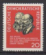 DDR / Konferenz Der Minister Des Post- Und Fernmeldewesens Der Sozialistisches Länder (OSS) / MiNr. 1120