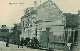 27: Acquigny  La Poste - Acquigny