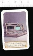 2 Scans / Année 1981 Invention De L'ordinateur Portable Adam Osborne  // TL 187/7 - Vieux Papiers
