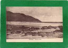 FUTUNA - Récifs De POI - PLAGE  CPA   Edit Soeurs Missionnaires De Ste-Foy-les-Lyon - Wallis Y Futuna