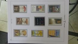 C Grosse Collection ** Et Obl D'ISRAËL En Classeur J. SCHEPS Entre 1999 Et 2005. Classeur 5/5. Voir Commentaires