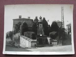 CPA CPSM PHOTO 42 SAINT ETIENNE TERRENOIRE 1952 Monument Aux Morts Guerre 1914 1918 - Saint Etienne