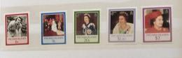 PITCAIRN ISLANDS 1986 60TH QE2 SET MNH - Stamps
