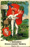1912, NÜRNBERG, 1. Süddeutsches Arbeiter-Turnfest - Zonder Classificatie