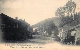 Bords De La Semois - D.V.D. N° 5505 - Vresse - Une Rue à Vresse