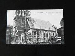 LIANCOURT     L' EGLISE EN CONSTRUCTION - Liancourt