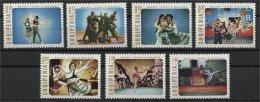 ALBANIA, BALLET 1976, NH SET - Albania