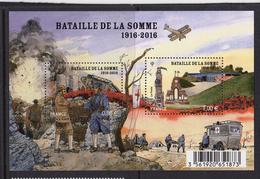 FRANCE 2016 Bataille De La Somme