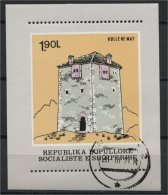 ALBANIA, ALBANIAN HOUSES 1979, U SET - Albanie