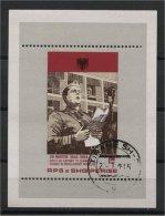 ALBANIA, 40th YEAR ANNIVERSARY OF THE LIBERATION 1984, U BLOC - Albanie