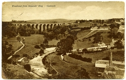 CUMNOCK : WOODROAD FROM STIPENDS' BRIG - Ayrshire