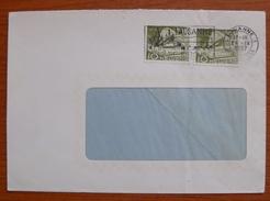 Cover - Letter - Sobre De Suiza 1957