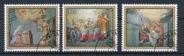 LIECHTENSTEIN Mi.Nr. 1577-1579 Weihnachten  -used