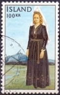 IJsland 1965 Nationaal Kostuum GB-USED. - 1944-... Republik