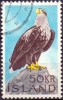 IJsland 1966 Zeearend GB-USED. - 1944-... Republik