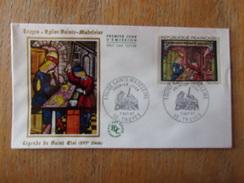 FRANCE (1967) église Sainte Madeleine TROYES