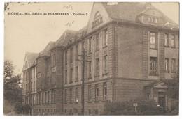 Hôpital Militaire De Plantières Pavillon 3 Queuleu Metz 1928 - Metz