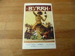 Byrrh G Leroux - Publicidad