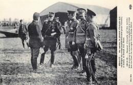 Guerre 14/18 - Le Général D ' Amade Qui Va Commander Pour L'Oriant , à Droite Le Grand Duc Boris - Guerra 1914-18