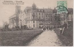 57 - THIONVILLE - PROMENADE KRAUSER ET RUE DU PONT - Thionville