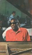 Ray Charles - CP N° 426 Offerte Par La Marque Corvisart Biscottier à Epinal - Artistes