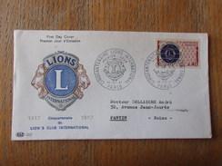 FRANCE (1967) LIONS INTERNATIONAL