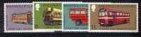 GUERNSEY 1979 , Serie Completa N. 186/189  *** MNH - Guernesey