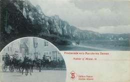 Namur - Les Attelages Et Promenade Vers Marche-les-Dames - Namur