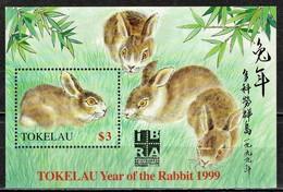 Tokelau - Mi-Nr Block 16 I Postfrisch / MNH ** (J1237)