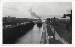 PANAMA - Canal De Panama Sortie Des écluses  ( Photo Carte ) - Panama