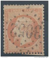 Lot N°32514   N°23, Oblit GC 3052 QUARRE-LES-TOMBES (83), Ind 6