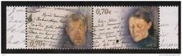 2008 Finland Stamp Pairs, Michel 1914-5 ** Europa Cept.