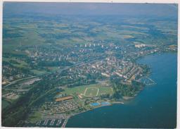 SUISSE,SWITZERLAND,SVIZZERA,SCHWEIZ,HELVETIA,VAUD,MORGES,VUE AERIENNE - VD Vaud
