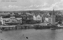 (33)  CPA  Lindau I Bodensee  (bon Etat) - Lindau A. Bodensee