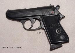 Pistolet D'alarme 9m/m