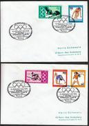Germany Leverkusen 1976 / Olympic Games Montreal / Philatelic Exhibition / Athletics, Gymnastics, Swimming