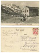 Suisse // Schweiz // Switzerland // Valais // Le Col De Balme Et L'Aiguille Verte - VS Valais