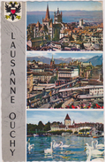 SUISSE,SWITZERLAND,SWISS,HELVETIA,SCHWEIZ ,SVIZZERA ,VAUD,LAUSANNE,LOSANNA,OUCHY - VD Vaud