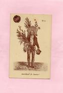 D2105  - Potages MAGGI Arôme - Marchand De Laurier - Werbepostkarten