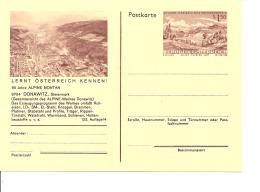 Österreich P 436-04 ** - 1,50 Sh Erzberg BiPo, 90 Jahre Alpine Montan, Bild  Werk Donawitz