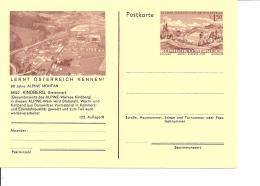 Österreich P 436-08** - 1,50 Sh Erzberg BiPo, 90 Jahre Alpine Montan, Bild  Werk Kindberg