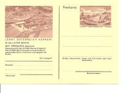 Österreich P 436-09** - 1,50 Sh Erzberg BiPo, 90 Jahre Alpine Montan, Bild  Werk Krieglach