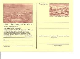 Österreich P 436-11 ** - 1,50 Sh Erzberg BiPo, 90 Jahre Alpine Montan, Bild  Maschinenfabrik Zeltweg