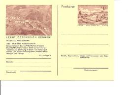 Österreich P 436-14 ** - 1,50 Sh Erzberg BiPo, 90 Jahre Alpine Montan, Bild Werk Traisen