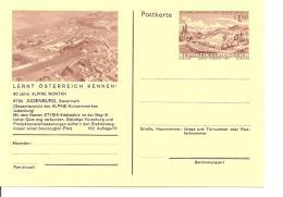 Österreich P 436-15 ** - 1,50 Sh Erzberg BiPo, 90 Jahre Alpine Montan, Bild Werk Judenburg