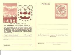 Österreich P 443-11 ** - 1,50 Sh BiPo, Innsbruck Olympiastadt 1976