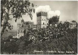 Y3224 Battipaglia (Salerno) - Castelluccio Principe Pignatelli - Castello Castle Chateau Schloss / Viaggiata 1957 - Battipaglia